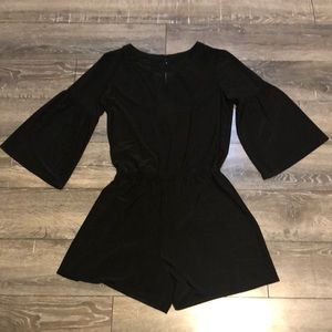 New Women's Laundry by design romper size M